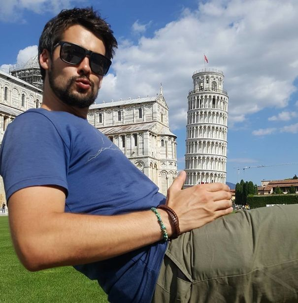 Leaning Tower Of P.....