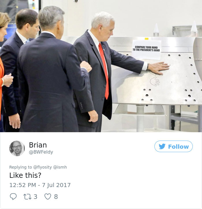 Mike-pence-do-not-touch-nasa-space-flight-hardware-florida