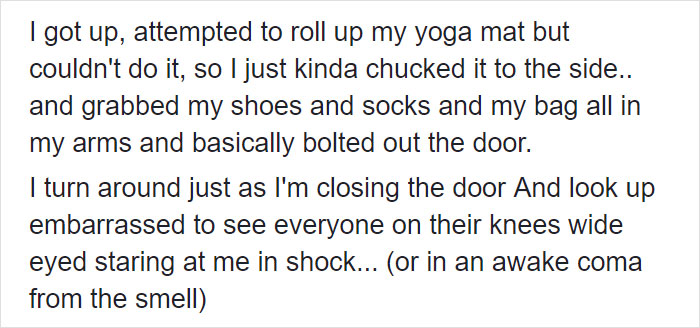 Mom Farts In Yoga Class, And Her Story Is So Embarrassing You Might Not Finish Reading It
