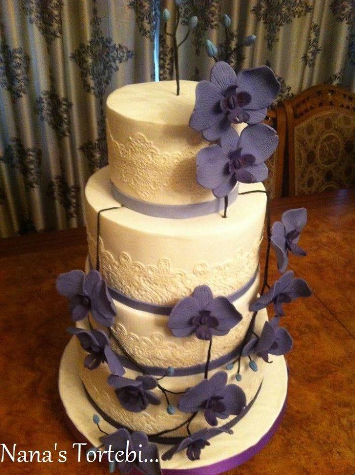 My Aunt's Artistic Cakes