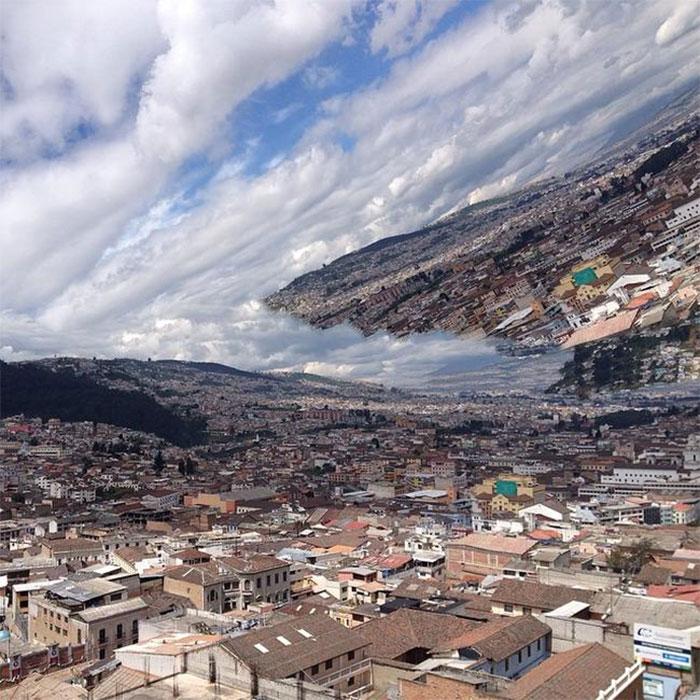 Panoramic City View