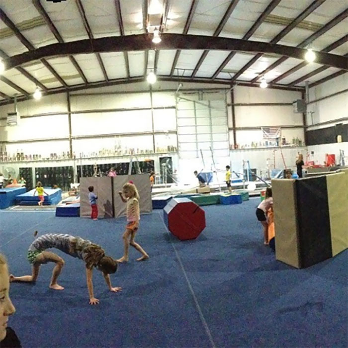 A Well Timed Panoramic Photo