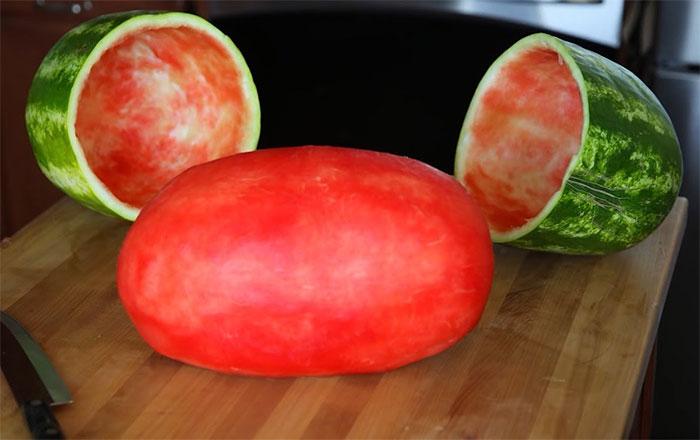 10+ Terrifying Pics Of Peeled Fruits