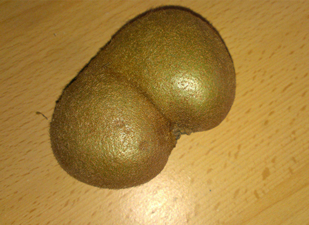 I've Just Found A Double Kiwi!