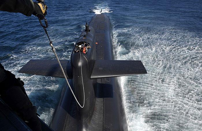 арсенал подводная лодка