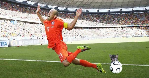 Robben, The Ultimate Cry-baby