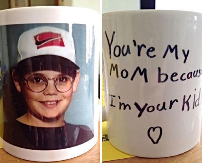 """""""Eres mi mamá porque yo soy tu hijo"""""""