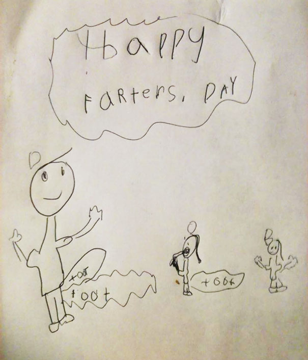 An Interesting Take On Father's Day