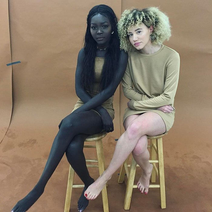 """Meet The """"Queen Of The Dark"""" Who Was Told To Bleach Her Incredibly Dark Skin By Uber Driver"""