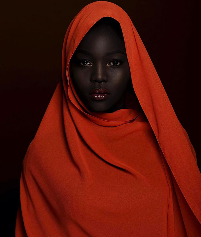 Sudanese Model Who Was Told to Bleach Her Skin Is Now Celebrating Being Queen of the Dark