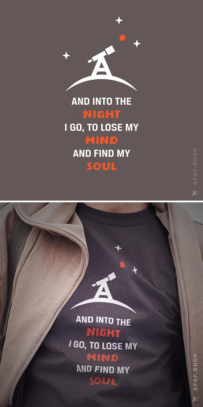 Astronomer's Soul