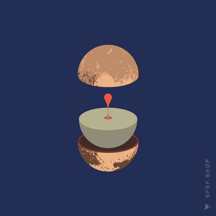 Layers: Pluto