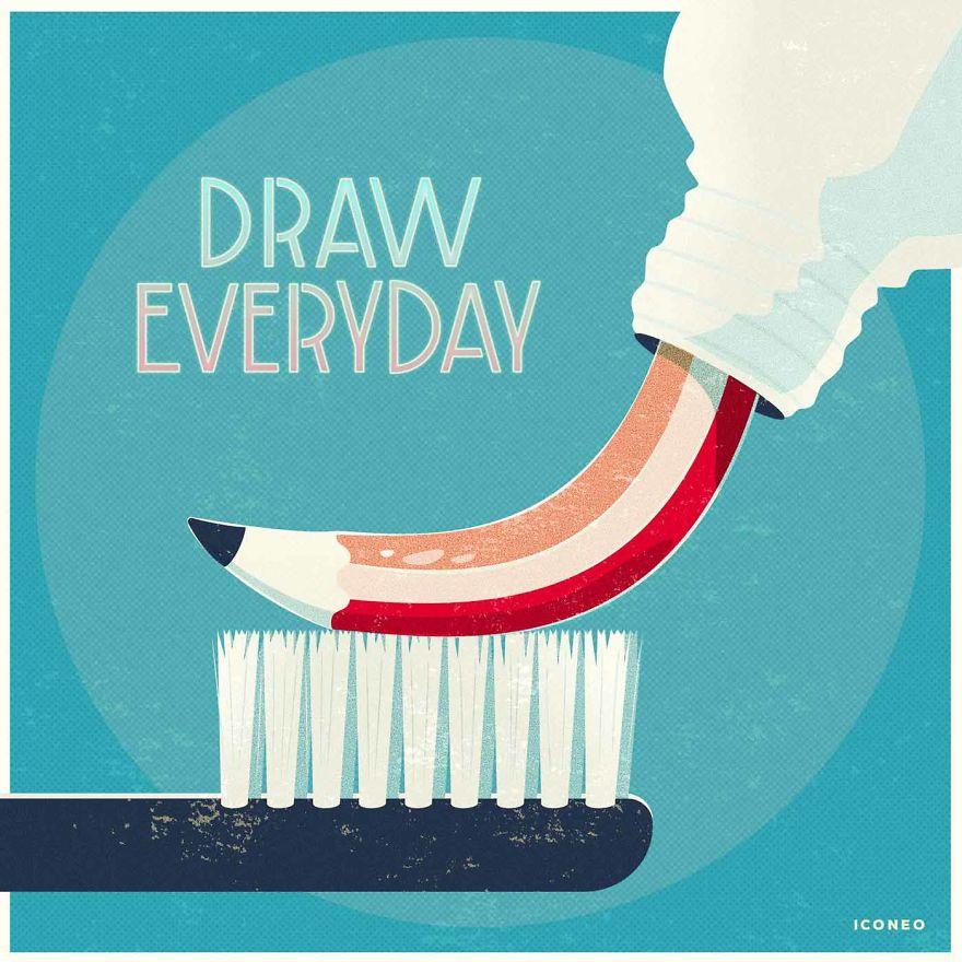 Draw Everyday