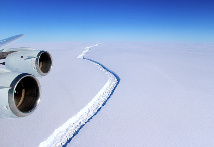 A Trillion-Tonne Iceberg Just Broke Away From Antarctica, And Here's Why It Should Worry Us All