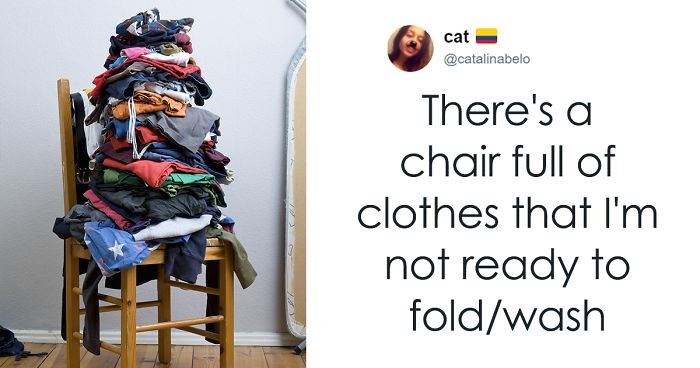 How Lazy Are You? 46 Of The Best Responses That'll Make You Feel Better About Your Own Mess