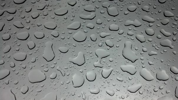 Raindrops On My Sun Roof