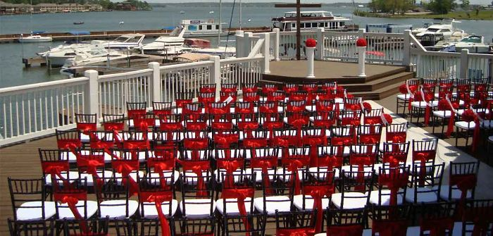 Waterfront Wedding Venues In Montgomery Texas