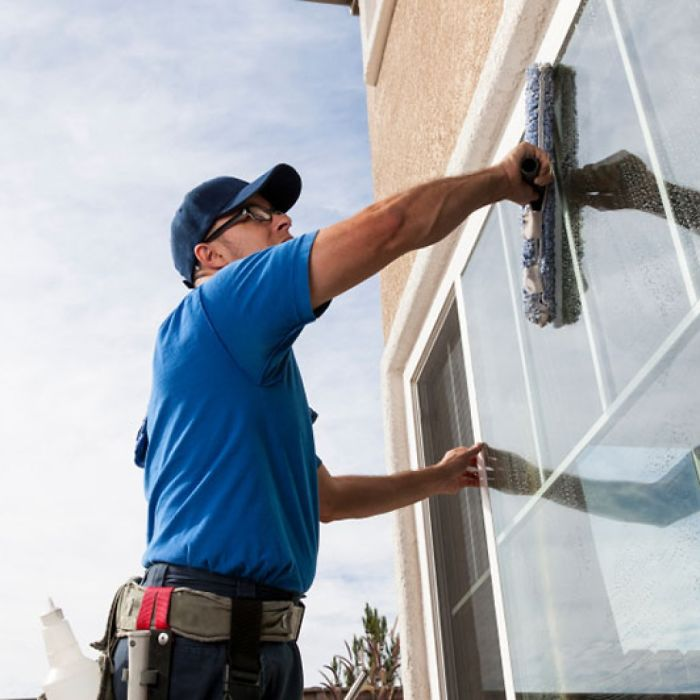 Commercial Window Cleaning Services In Fayetteville