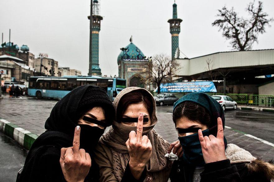 Iran's Children Of Islam, Tehran