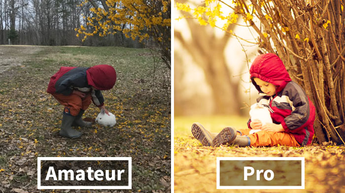 Amateur Vs. Pro: How Differently The Same 'Ugly' Location Looks When You Become A Professional Photographer