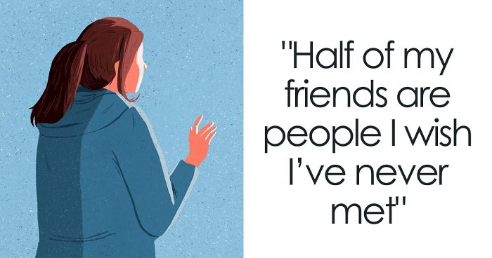 For 100 Days, I Illustrated People In Exchange For Their Secrets