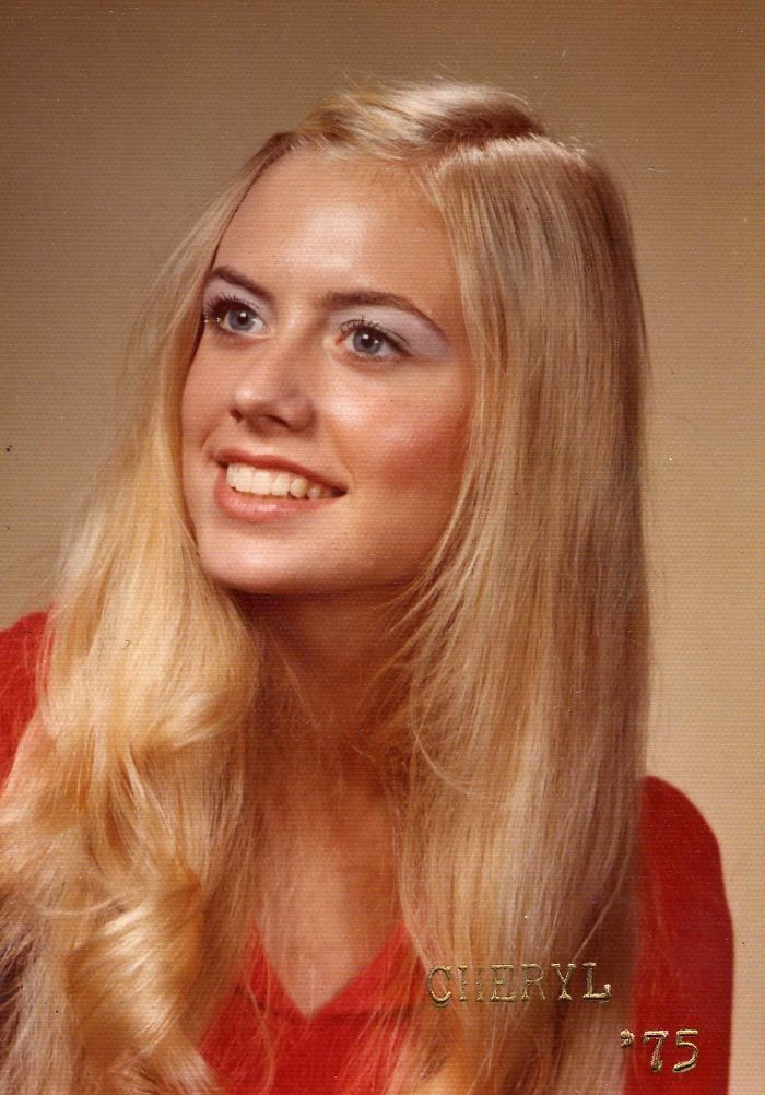 Beautiful Photos Of Teenagers With Long Hair From The 70's