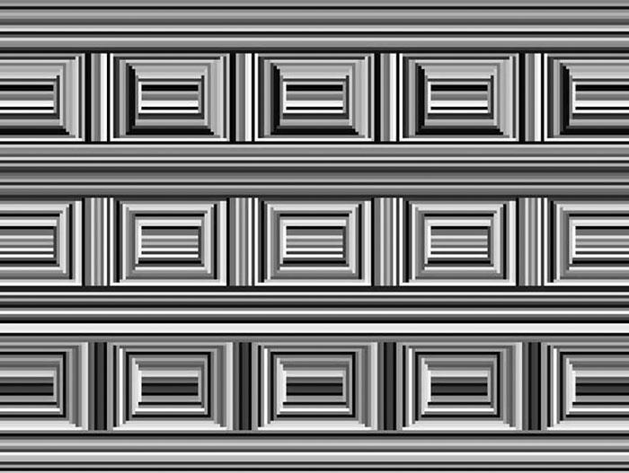 Hay 16 círculos en esta imagen, mucha gente no es capaz de encontrarlos