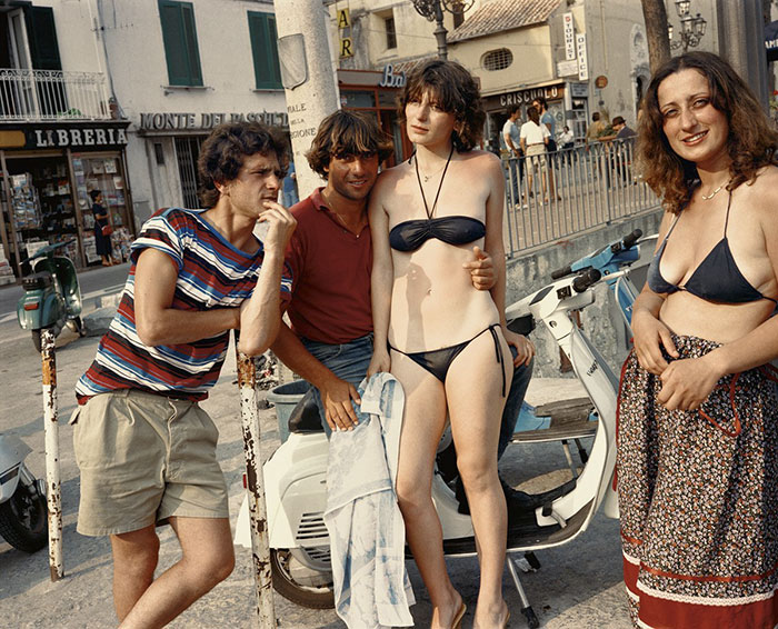 66 Rare Photos Of 1980s Italy Reveal The True Meaning Of 'Living La Dolce Vita'
