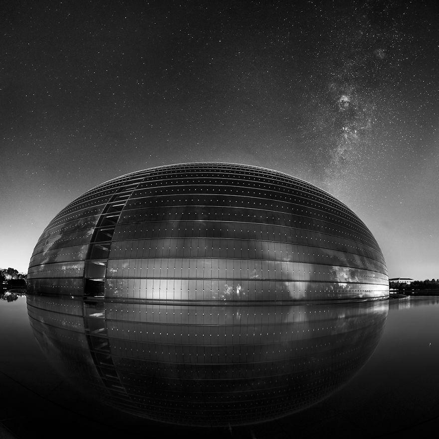 Rof Sky ©2015 Zhu Xudong