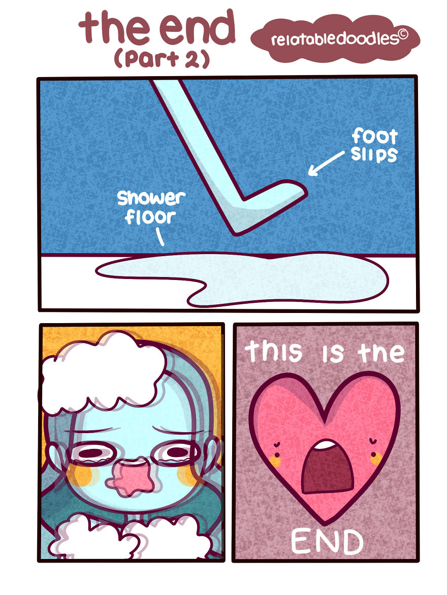 I Draw Comics That People Can Relate To (part 2)