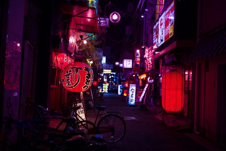I Wandered The Streets Of Tokyo AndOsaka