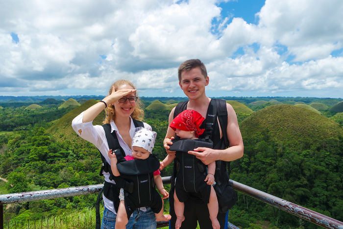 We Moved To The Philippines With 4-Months-Old Twins For Half A Year And Travelled Around Asia