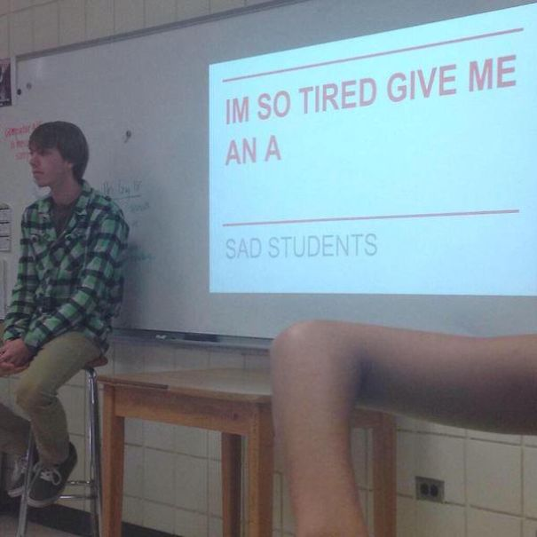 Presenting School Projects Like