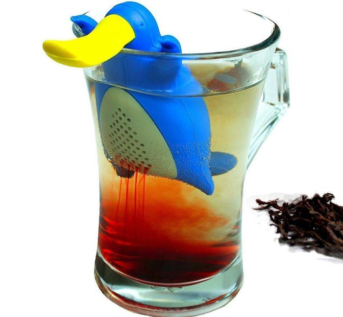 Oh Boy, There's Platypus Period In My Tea!