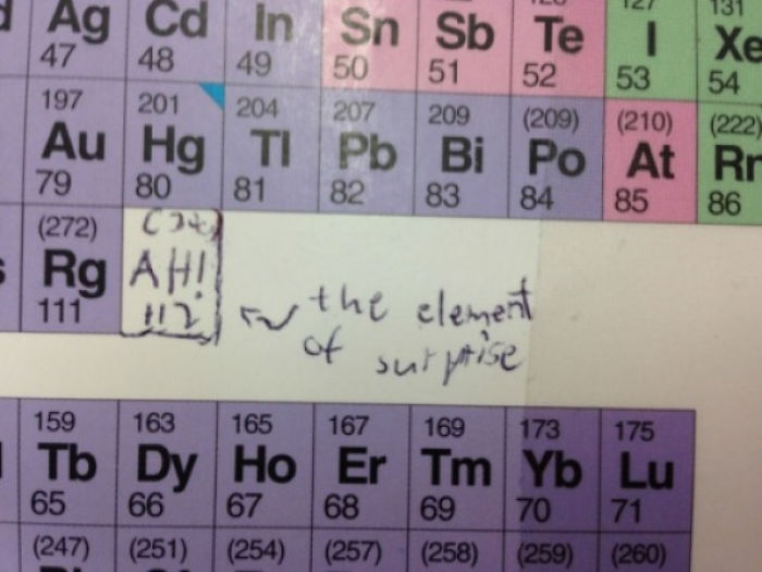 Someone Added This To My Chem Textbook