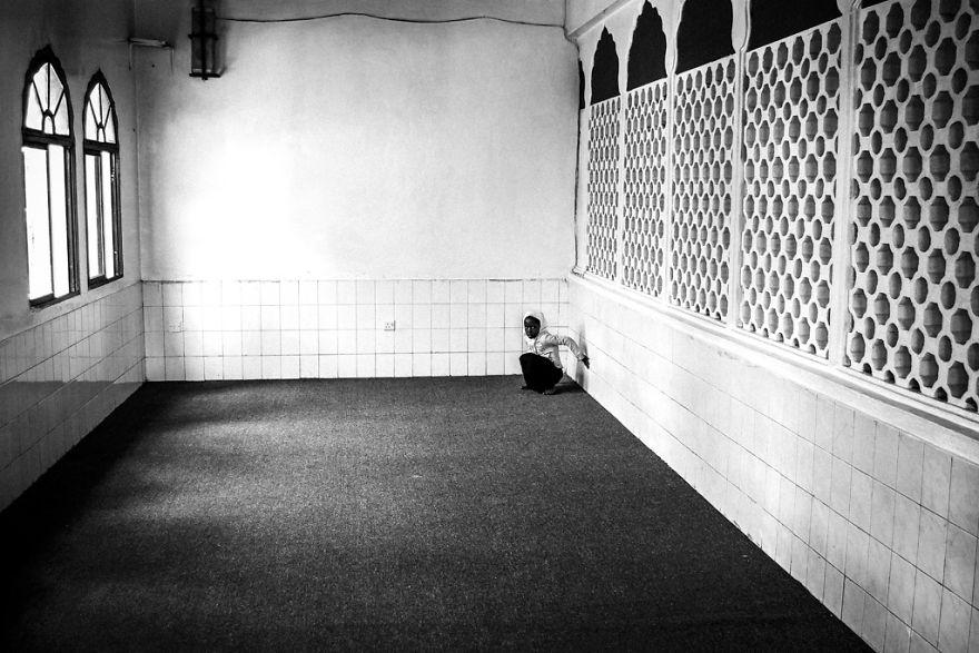 Girl In The Corner By Marcel Kolacek, Czech Republic (3rd Place In The Documentary & Street Category)