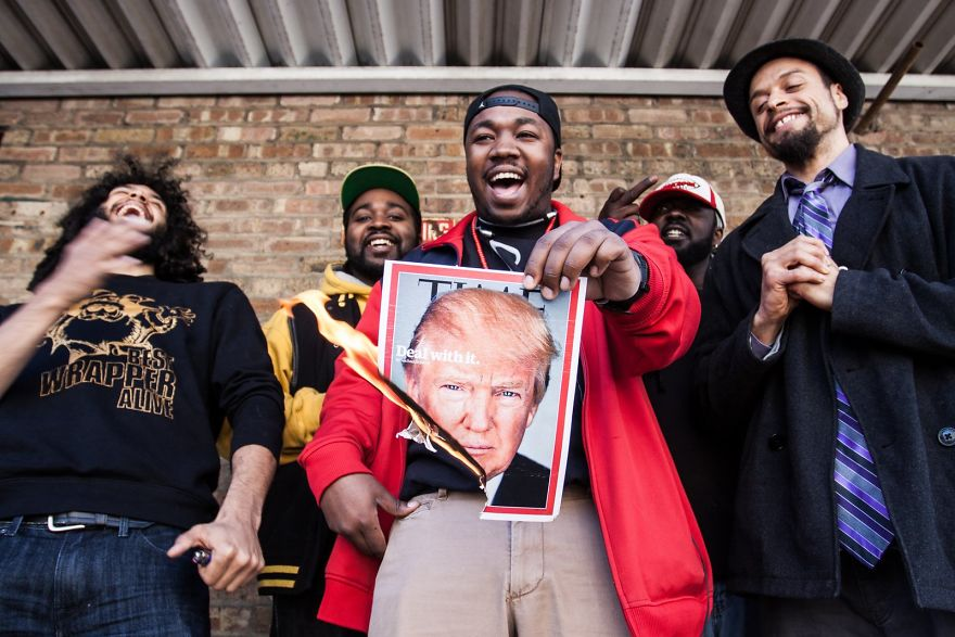 Chicago's Rappers Are Showing Off Their Opinion