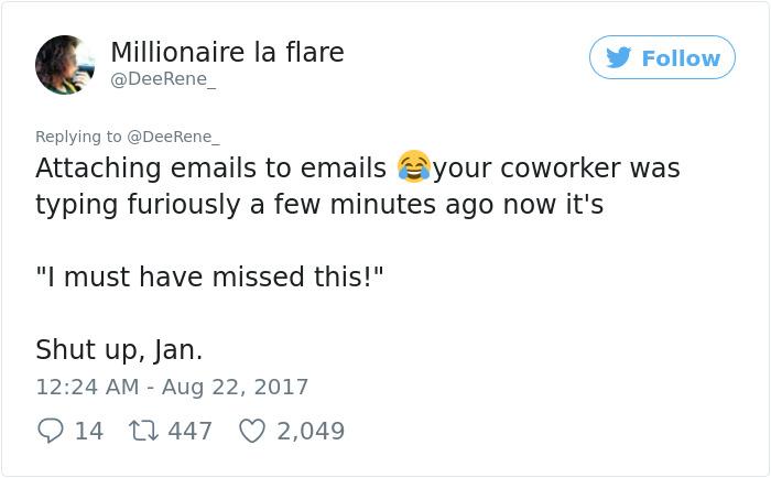 Funny celebrity twitter comebacks