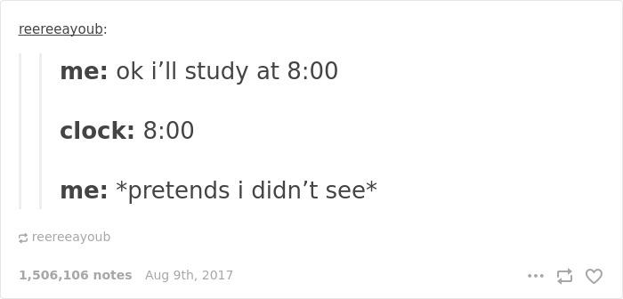 Funny-procrastination-tweets
