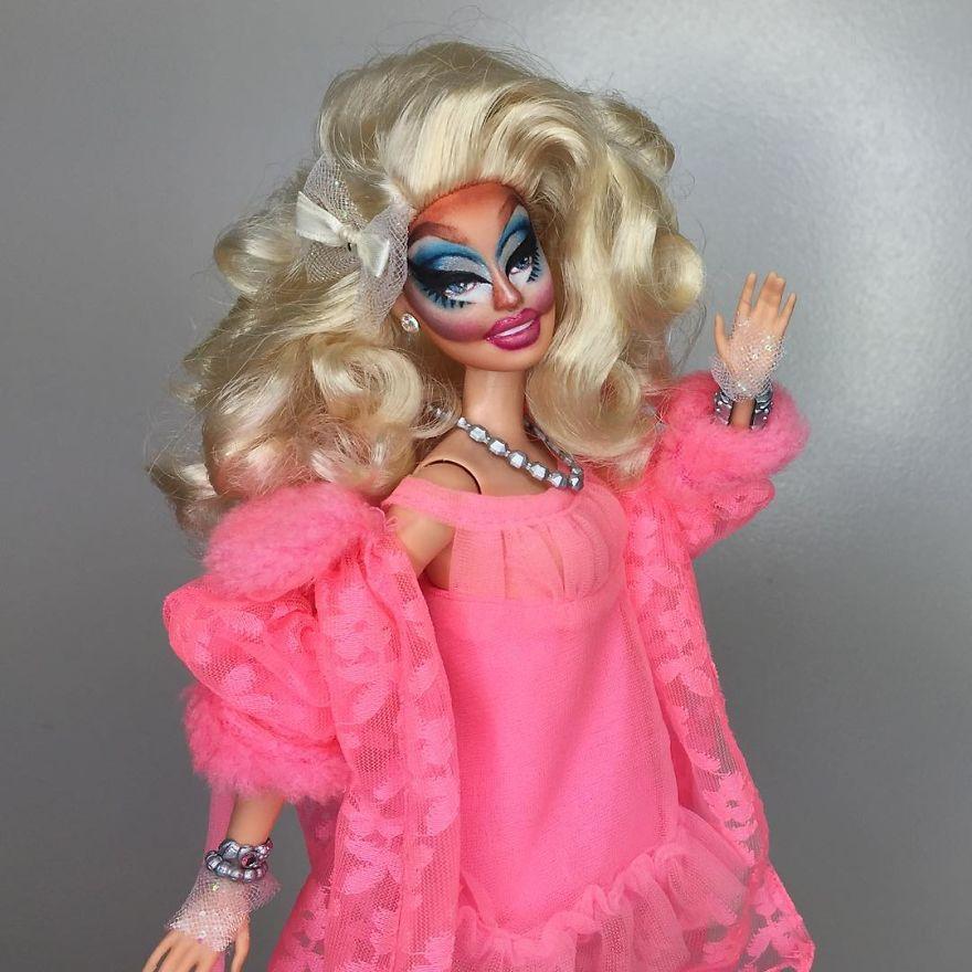 barbie rupaul's drag race ile ilgili görsel sonucu