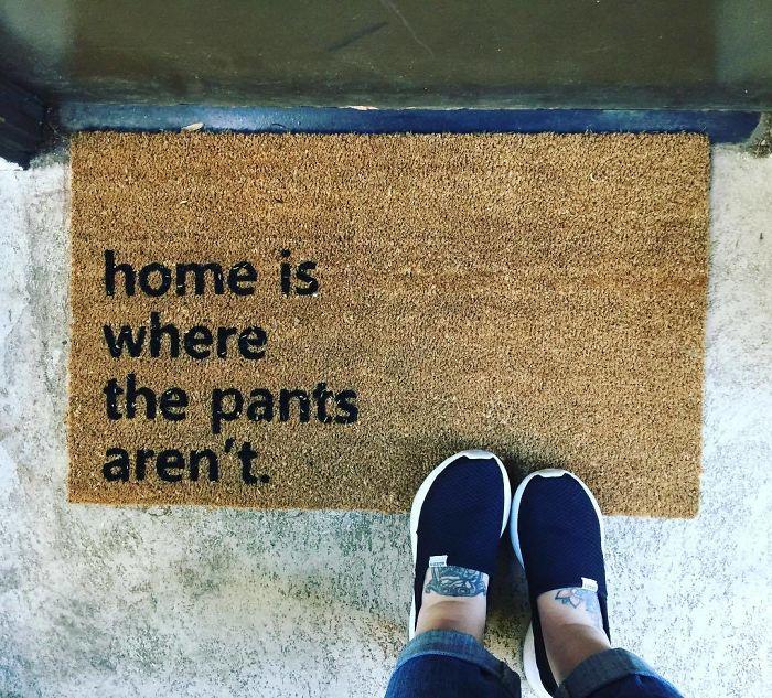 I Definitely Live Here...