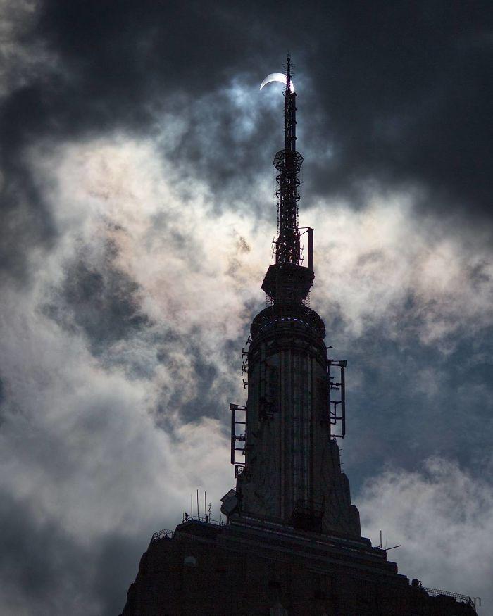 Empire State Building © maximusupinnyc