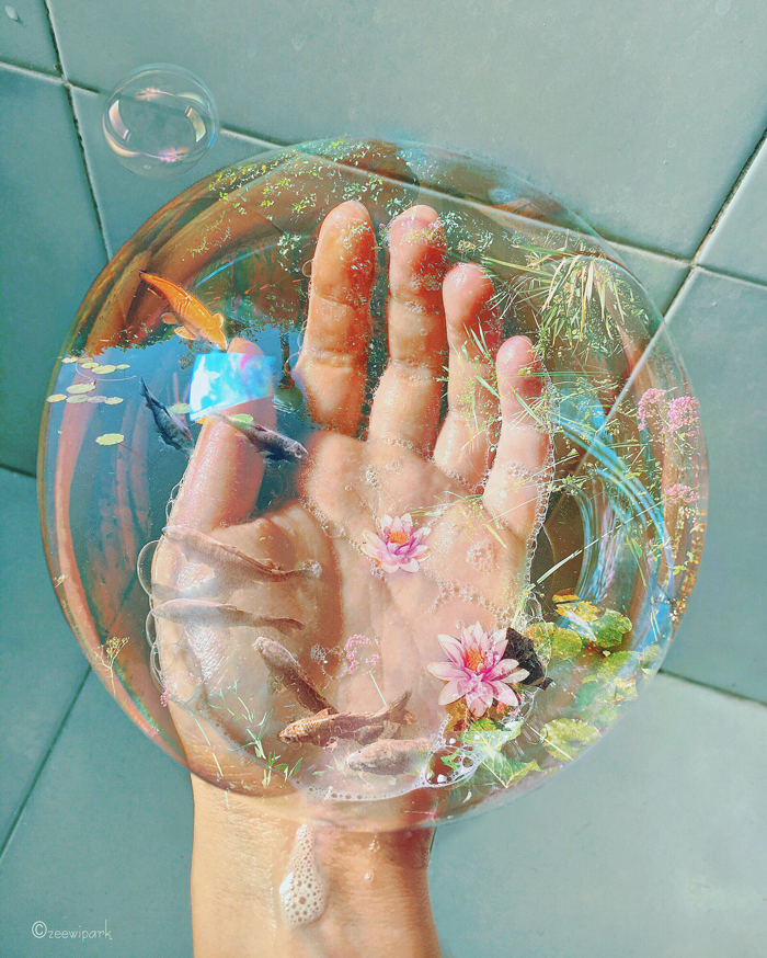 ===Tras una pompa de jabón=== Bubbles-and-flowers-allow-me-to-reproduce-the-moods-and-the-colours-I-see-or-want-to-see-598cc906d98d1__700