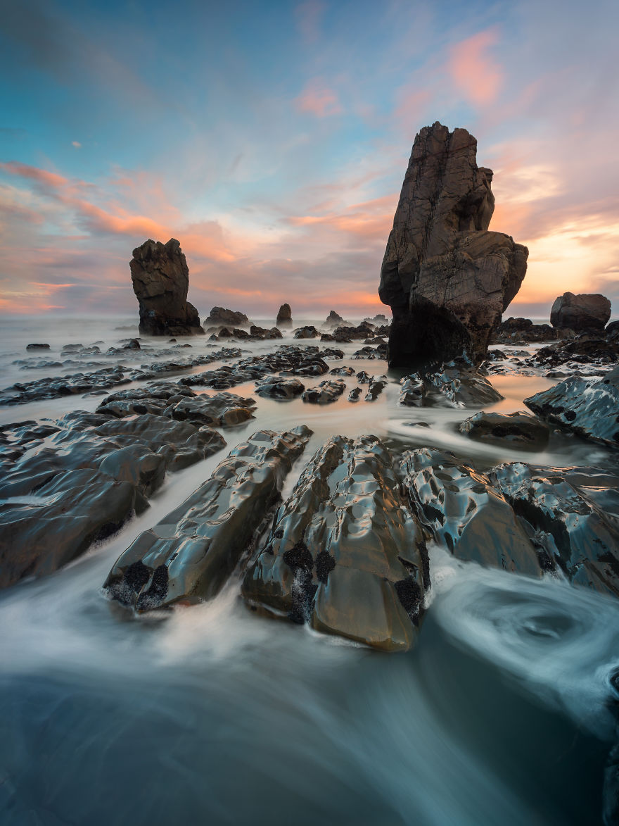 Jordale Rocks, West Coast
