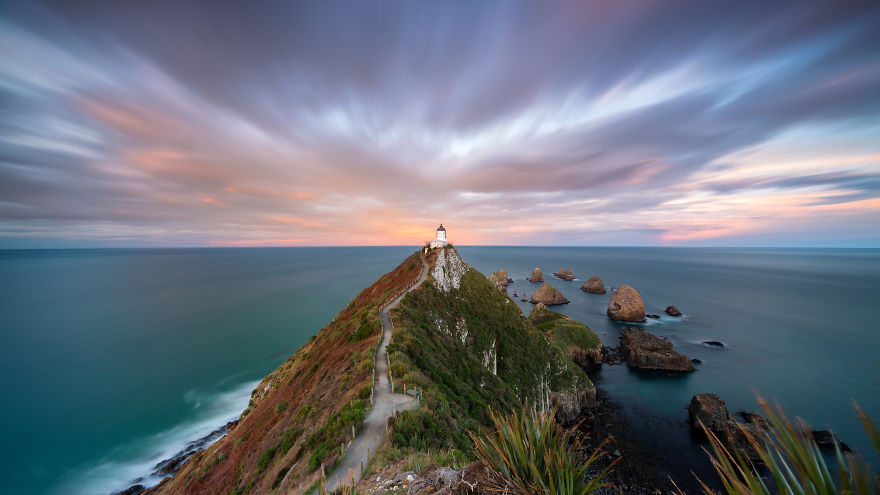 Nugget Point Lighthouse, Southland
