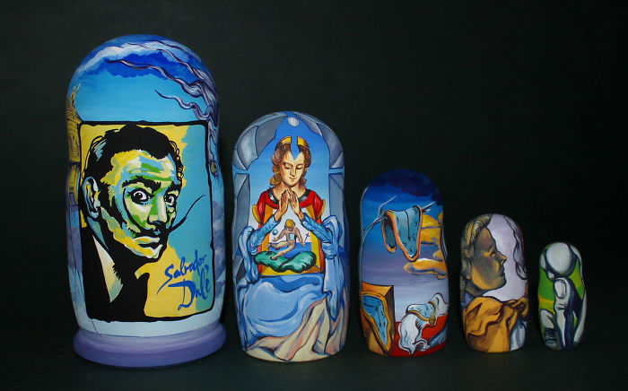 From Russia With Love: Folk Souvenirs As Works Of High Art