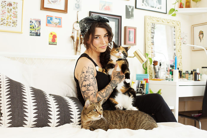 Maggie Freleng, Bandit & Daisy