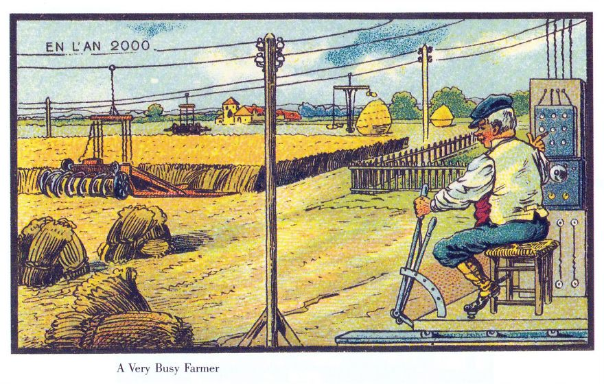 How People In The Past Imagined The Future