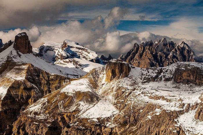 Magic Mountains. The Dolomites, Italy