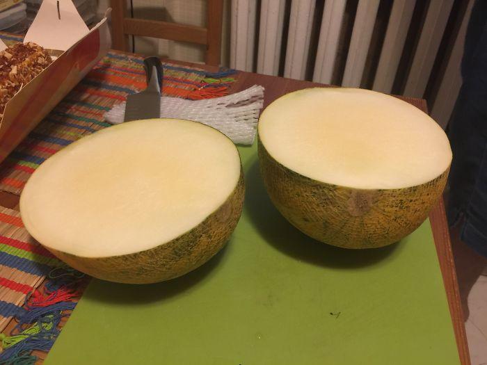 Isn't It A Perfect Melon?